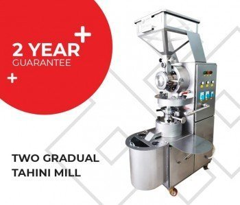 Two Gradual Tahini Mill