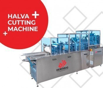 Halva Cutting Machine