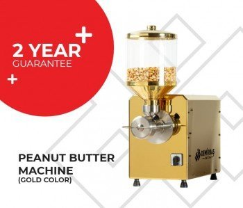 Peanut Butter Machine (Gold Color)