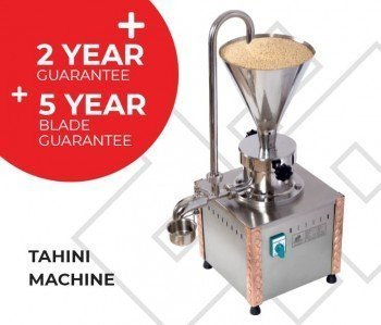 Tahini Machine